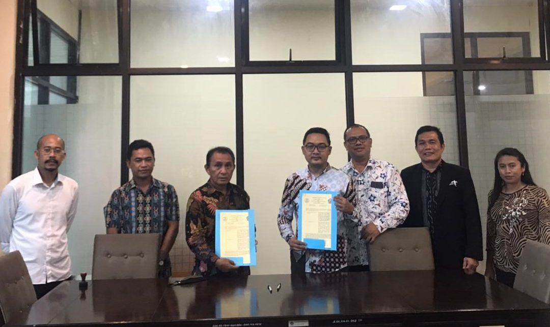 Undhira Jalin Kerjasama dengan IAKN Toraja.